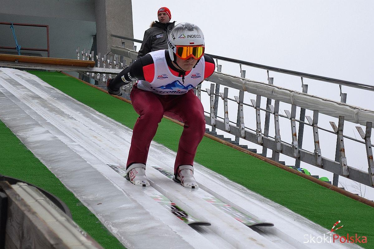 PK Engelberg: Kłusek na prowadzeniu, bez Kota w finale