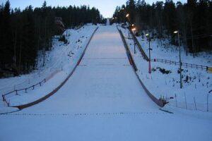 FIS Cup NOTODDEN: NORWEGOWIE NAJLEPSI w TRENINGACH