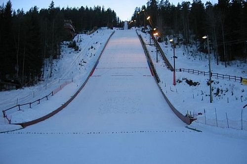 Notodden Heddal fot.Heddal.IL - FIS Cup NOTODDEN: NORWEGOWIE NAJLEPSI w TRENINGACH
