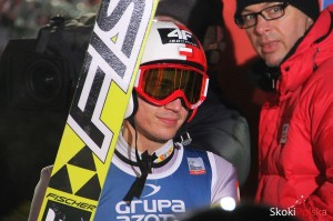 Kamil Stoch, fot. Stefan Piwowar