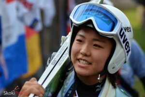 LGP Pań Ałmaty: Takanashi dominuje w treningach, Pałasz w trzeciej dziesiątce