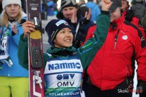 PŚ Pań Rasnov: Takanashi powraca na szczyt w jednoseryjnym konkursie
