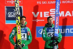 Anders Bardal i Anders Jacobsen, fot. Stefan Piwowar