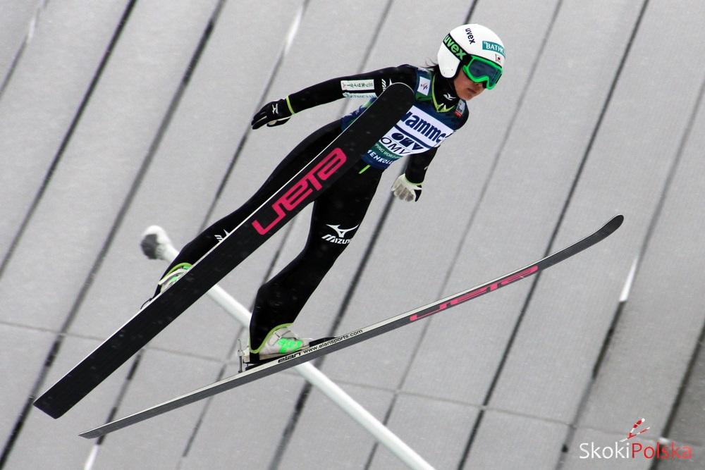 PŚ Pań Niżny Tagił: Prowadzenie Takanashi, lepszy skok mistrzyni świata