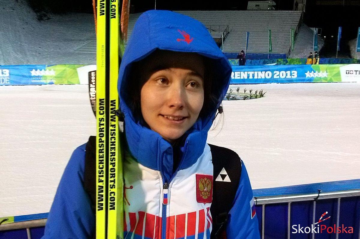 Irina Avvakumova, fot. Julia Piątkowska