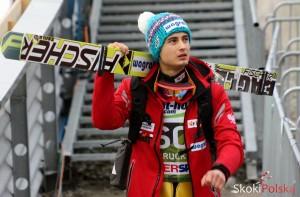 """Kot Maciej Innsbruck Julia.Piatkowska 300x197 - PŚ Sapporo: Fannemel wygrywa z rekordem, Stoch znowu poza """"30"""""""