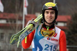 FIS Cup Szczyrk: Michael Drecher prowadzi na półmetku, Artur Kukuła drugi
