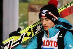 """Kamil Stoch: """"W rekordowym skoku pomogły mi warunki"""""""
