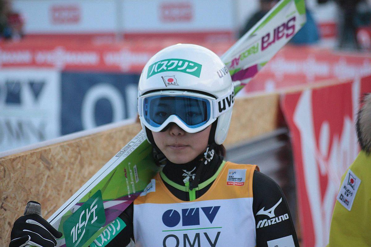 Takanashi Sara Frederik.Clasen - LPK Pań Trondheim: Takanashi dominuje w treningach, na starcie żeńskie gwiazdy skoków