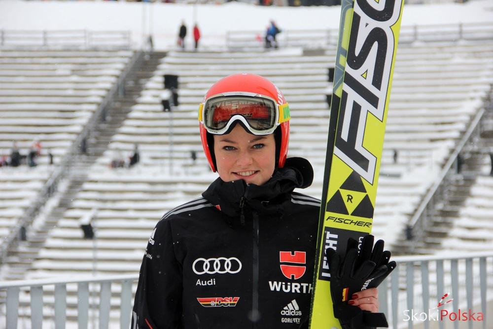 Vogt Carina Oslo S.Piwowar - PŚ Pań Sapporo: Vogt wygrywa kwalifikacje