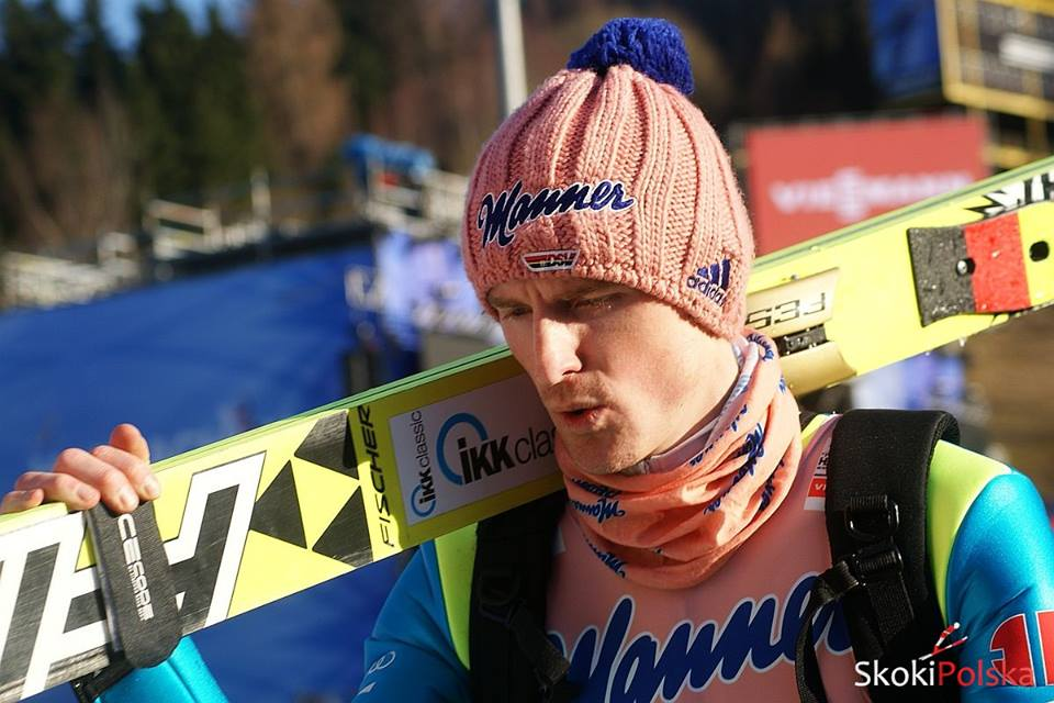 Severin Freund, fot. Bartosz Leja