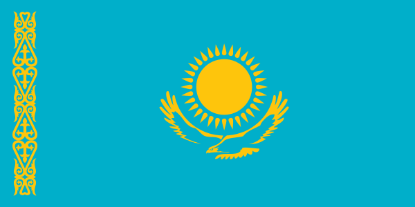 Kazachstan - KADRY NARODOWE KOBIET
