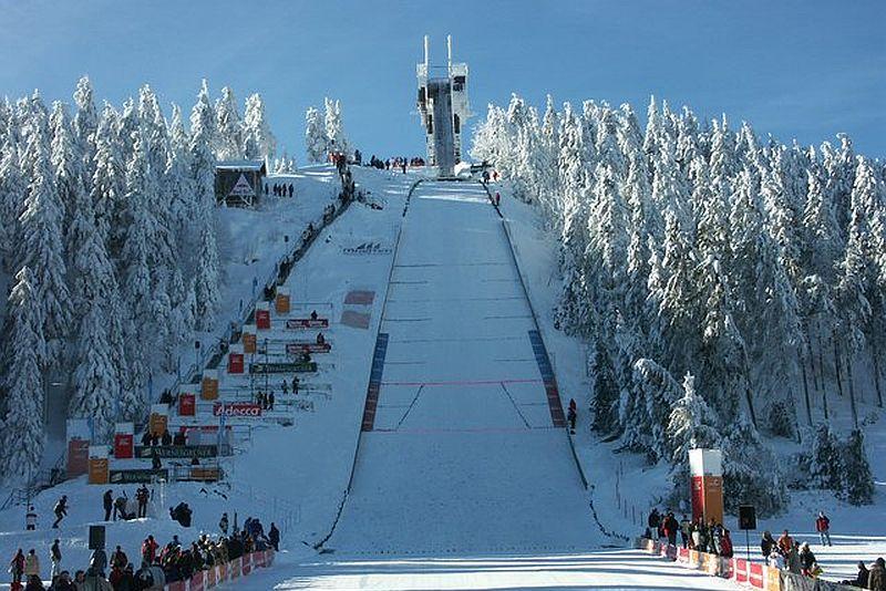 Skocznia narciarska Wurmbergschanze w Braunlage zostanie zdemontowana