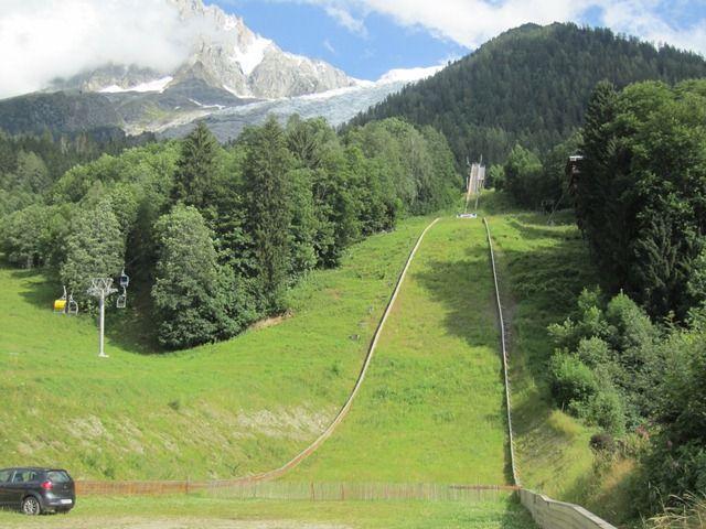 Chamonix 'Tremplin aux Bossons', fot. skisprungschanzen.com