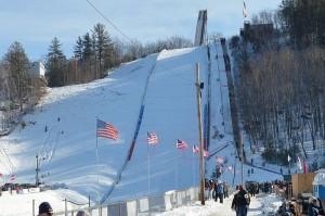 Iron Mountain - 'Pine Mountain Jump' (fot. centralskijumping.smugmug.com)