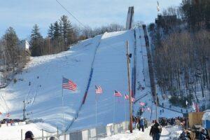 PK Iron Mountain: Treningi przełożone z powodu śnieżycy, 44 skoczków na starcie