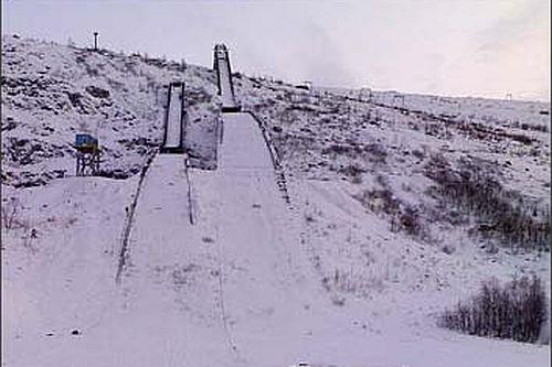 Kirovsk fot.skijumping.ru  - Rosja - skocznie