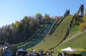 Lake Placid - 'MacKenzie Intervale Ski Jumping Complex' (fot. CC Mwanner)
