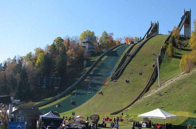 Lake.Placid MacKenzie.Intervale.Ski .Jumping.Complex CC.Mwanner - Stany Zjednoczone - skocznie