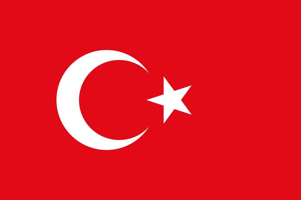 Turcja flaga - Skocznie narciarskie