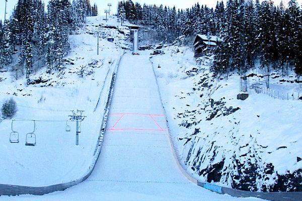 Vikersund Storbakke fot.skiforbundet.no  - Norwegia - skocznie