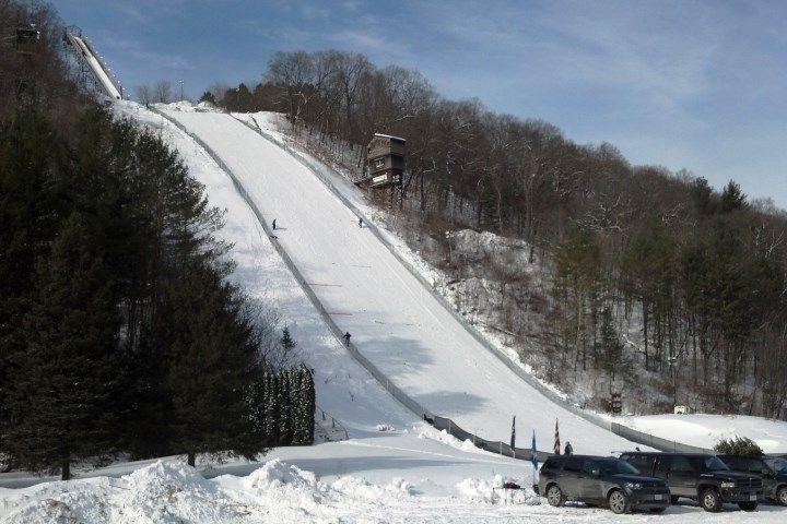 Westby Snowflake fot.Central.Ski .Jumping - Stany Zjednoczone - skocznie