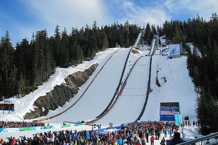 FIS Cup - Whistler 2017 (program)
