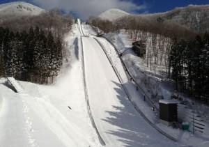 Zao Yamagata fot.skisprungschanzen.com  300x211 - PŚ Pań Zao: Przed skoczkiniami trzy konkursy, czy Takanashi przeskoczy Lundby? (LIVE)