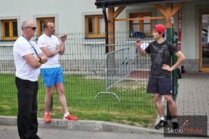 """POLSCY JUNIORZY PO TRENINGACH w SZCZYRKU: """"MATEJA TO DOŚWIADCZONY TRENER"""""""