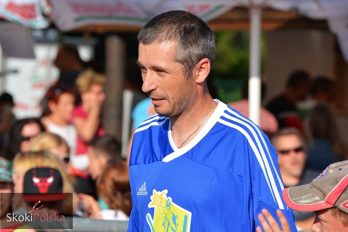 Łukasz Kruczek, fot. Stefan Piwowar