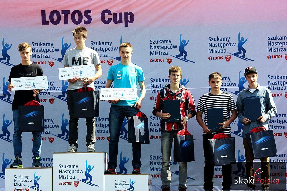 Podzorski Gut Leja LOTOS.Cup .2014 fot.J.Piatkowska - PODSUMOWANIE LOTOS CUP 2014 - ZAWODNICY i TRENERZY NAGRODZENI (GALERIA ZDJĘĆ)