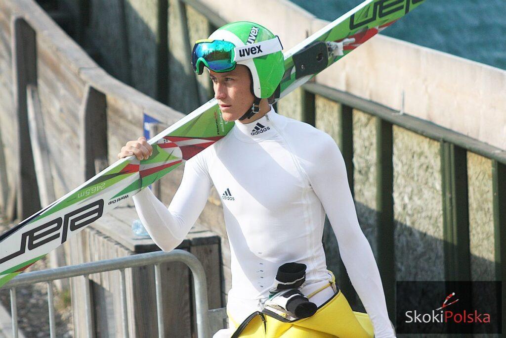 Peter Prevc najlepszy podczas pierwszego treningu LPK w Klingenthal