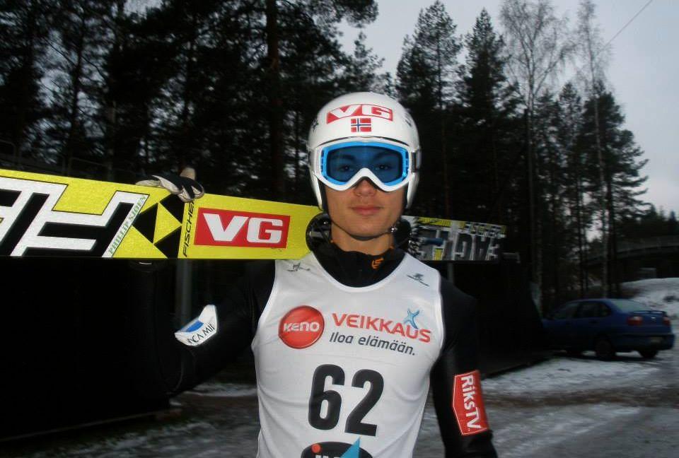 Sjoeen Phillip fot.Tuija .Hankkila - Norwegowie na Klingenthal - Sjøen zadebiutuje w PŚ