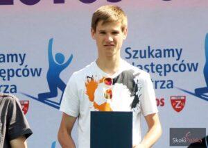 Stekala Andrzej fot.J.Piatkowska 300x213 - FIS Cup Einsiedeln: Mueller zwycięża, Stękała trzeci