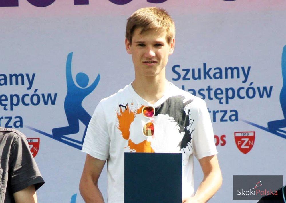 FIS Cup: Stękała prowadzi w Einsiedeln, czterech Polaków w czołowej dziesiątce !