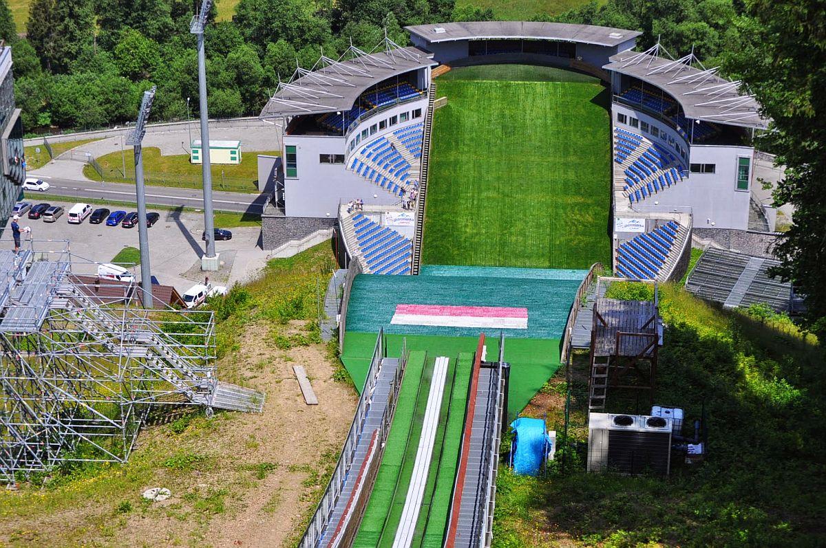 FIS Grand Prix - Wisła 2017