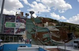 Erzurum skocznie.zniszczone fot.nediyor.com  300x196 - Turecki rząd zainwestuje w odbudowę skoczni w Erzurum