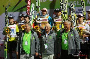 LGP.Wisla .2014 podium 300x199 - LGP Wisła: 12 drużyn na starcie, znamy skład Polaków