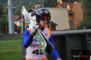 Podzorski Lukasz fot.B.Leja  300x198 - FIS Cup VILLACH: DUBLET AIGNERA, PODIUM JARZĄBKA!