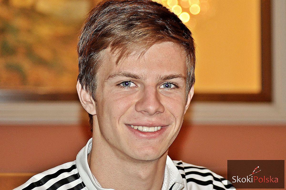 Andreas Wellinger (fot. Anna Cis)