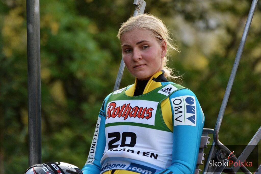 FIS Cup Pań Frenstat: Dolezelova prowadzi z rekordem, Pałasz siódma, upadek Szwab