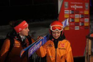 FIS Cup Pań: ERNST NA PROWADZENIU w HINTERZARTEN