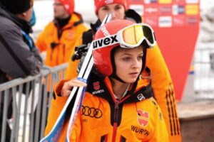 LPK Pań Lillehammer: Trening dla Ernst, seria próbna dla Huber
