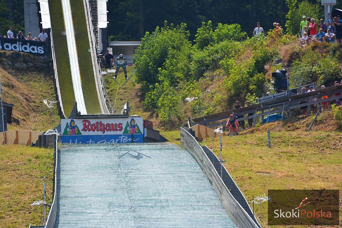 Hinterzarten Adler Schanze Rothaus Schanze fot.S.Piwowar - FIS Cup HINTERZARTEN - PRZED NAMI DRUGI DZIEŃ ZMAGAŃ