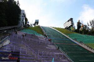 Innsbruck Bergisel lato fot.Julia .Piatkowska 300x200 - Polacy trenowali w Innsbrucku i Wiśle, dobre skoki Stocha i Kota, powrót Bieguna (FOTO)