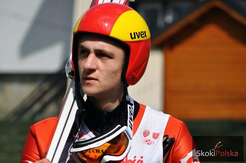 FIS Cup Rasnov: Przemysław Kantyka trzeci w serii próbnej