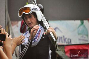 Alpen Cup Seefeld: Timi Zajc triumfuje, startował trzeci z braci Prevc