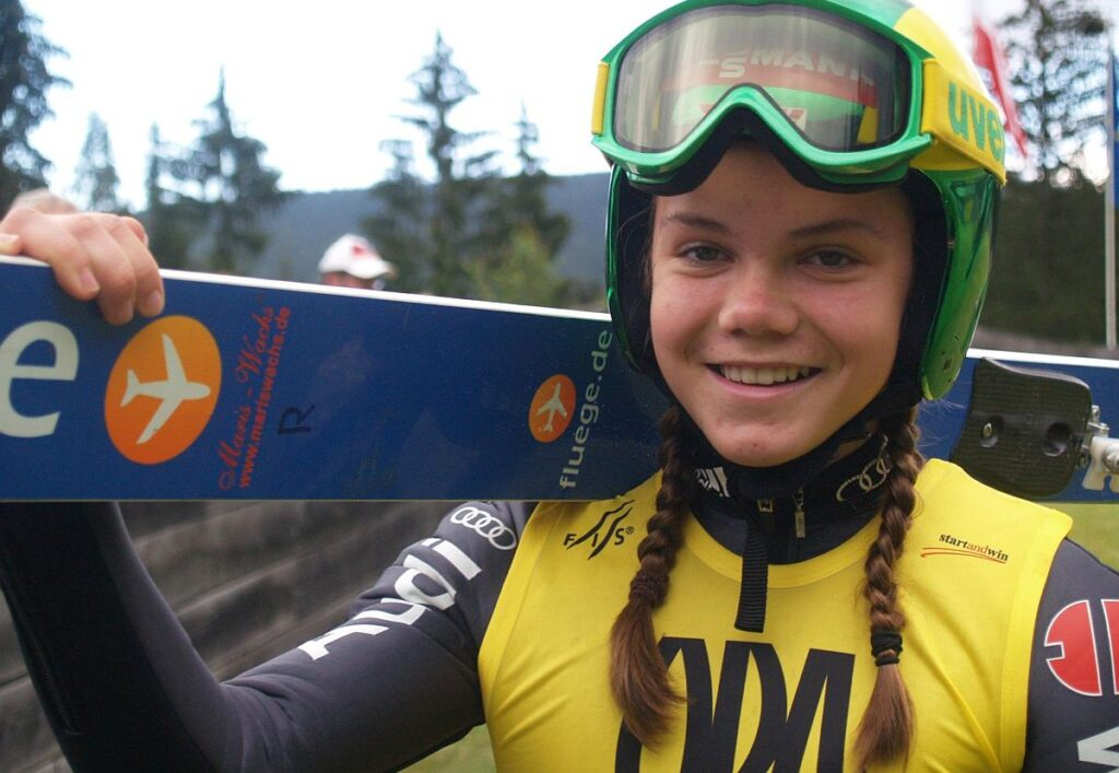Alpen Cup Pań w Einsiedeln: Agnes Reisch wciąż niepokonana