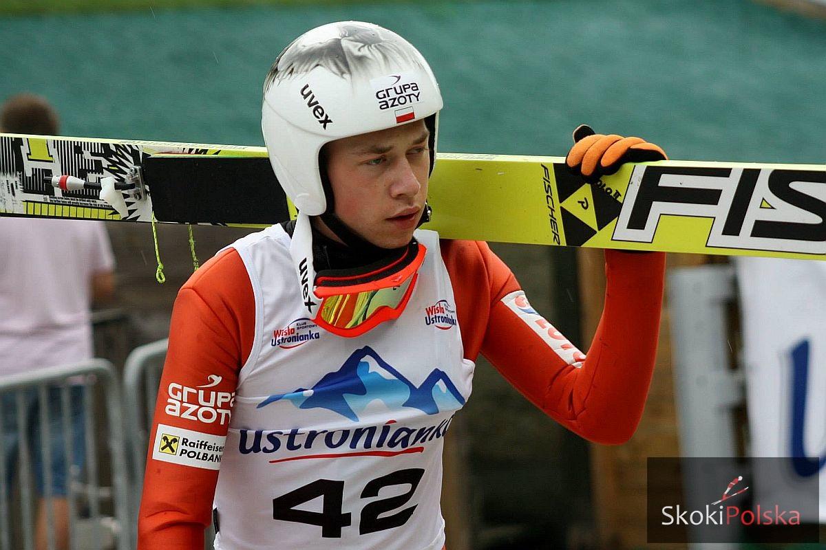 FIS Cup Kuopio: Aleksander Zniszczoł ponownie na czele serii próbnej