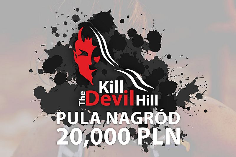 """kill.the .devil .hill Karpacz.Orlinek.2014 - """"KILL THE DEVIL HILL"""" - EKSTREMALNY BIEG NA SKOCZNI w KARPACZU JUŻ WKRÓTCE"""